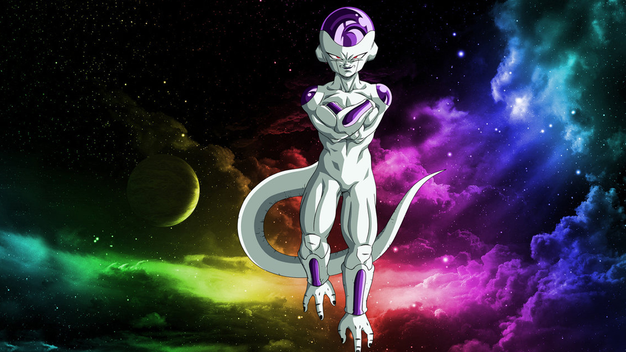 freeza ser o vil o de filme de dragon ball z em 2015