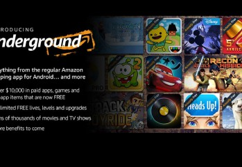 Amazon Underground - Soul Geek