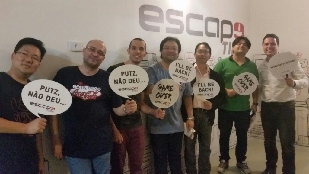 Escape Time Brasil - Soul Geek