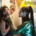 Power Rangers: Trini e Rita. Créditos da imagem: Entertainment Weekly